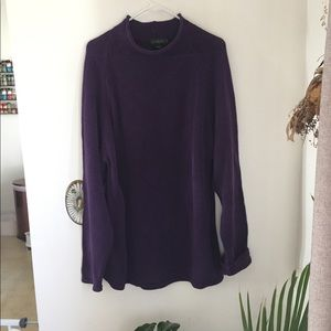 J CREW 90's Vintage 100% Cotton Sweater